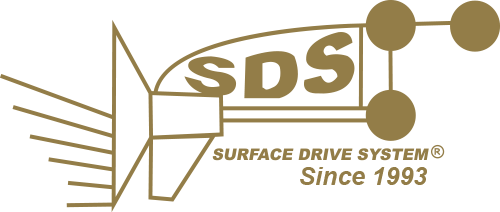 Surface Drive System SDS by FRANCE HELICES